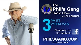 The Phil's Gang Radio Show 5/03/2019