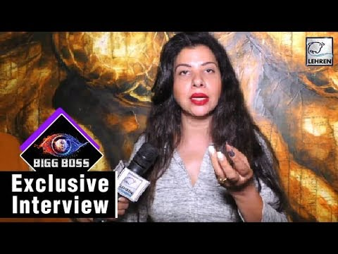 Sambhavana Seth Bashes Salman Khan For Targeting Karanvir Bohra   Bigg Boss Exclusive