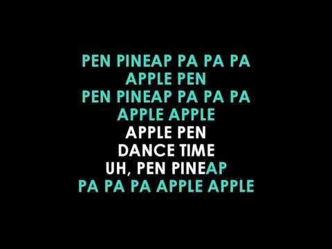 Pikotaro  PPAP Pen Pineapple Apple Pen (Long Version) karaoke | GOLDEN KARAOKE