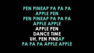 Pikotaro PPAP Pen Pineapple Apple Pen (Long Version) karaoke | GOLDEN KARAOKE