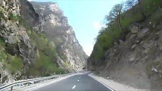 Поездка в Ингушетию к другу на свадьбу (пересборка видео)