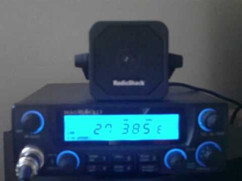 The Truth About 11 Meters - ham gear on the CB roger beeps discussion Ch.38 27.385 LSB DX