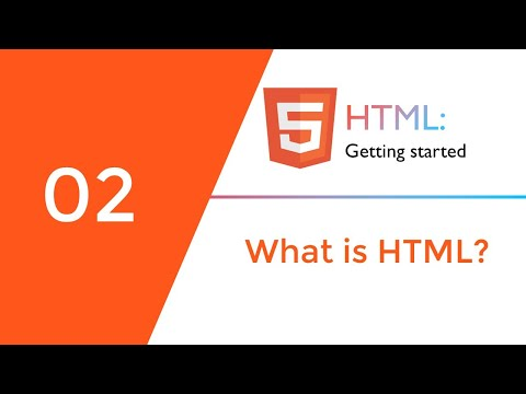 02_What Is HTML