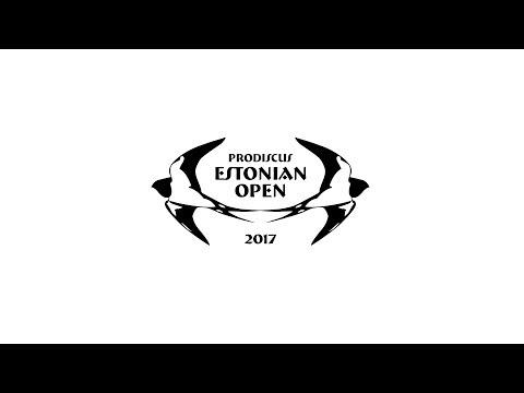 Estonian Open 2017 - Women Pro Open (2nd Round)