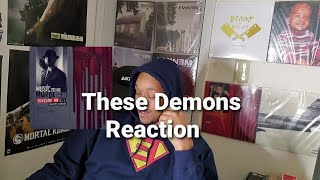 Eminem- These Demons feat MAJ