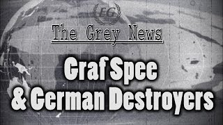 Graf Spee & German Destroyers - The Grey News | World Of Warships