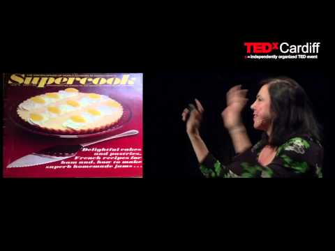 The food of love: Elisabeth Mahoney at TEDxCardiff