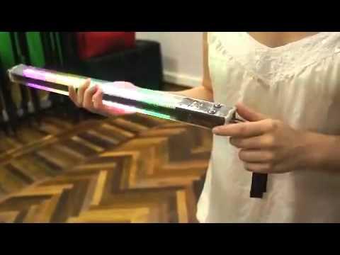 Видеоотзыв на пиксельные пои - YouTube