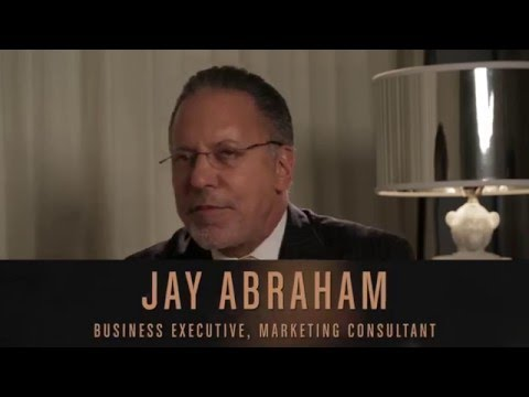 'The Power Of Broke' Interview Series: Jay Abraham