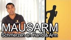 Mausarm (RSI-Syndrom) - Hilfe bei Schmerzen an Hand, Arm und Ellenbogen