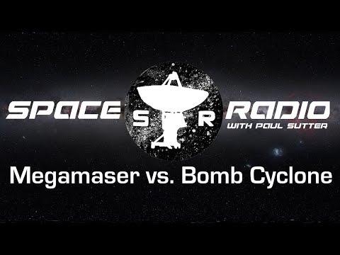 Megamaser vs. Bomb Cyclone - Space Radio LIVE