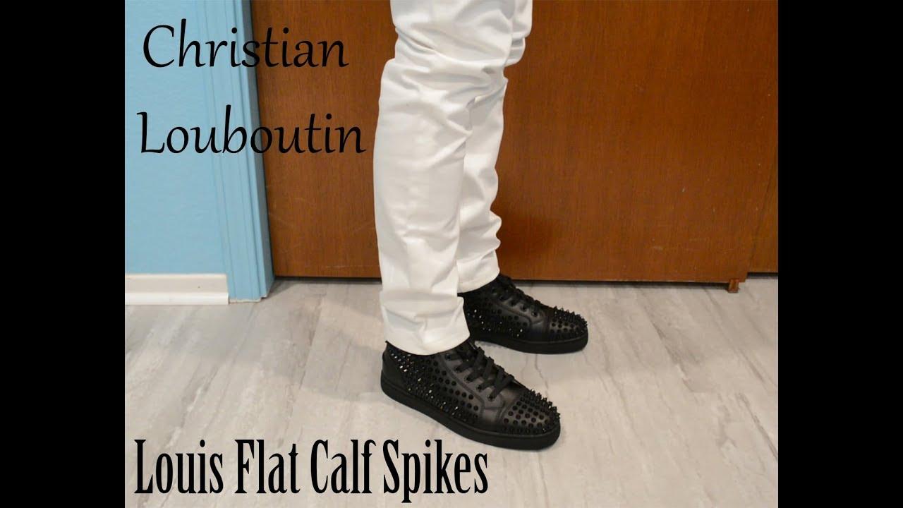 Christian Louboutin Louis Flat Calf