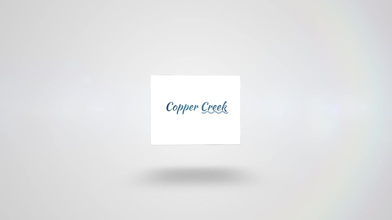 Stone Martin Builders Copper Creek video