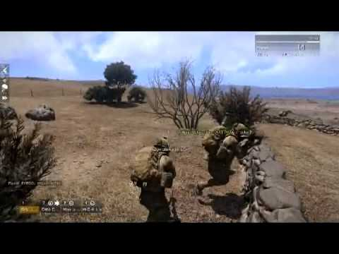 Arma3 Insurgency with the 42nd Air Assault Regiment