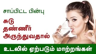 Benefits of Drinking Hot Water for Health and Beauty - Tamil Health Tips