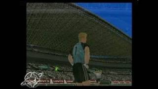 RedCard 20-03 PlayStation 2 Gameplay