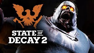 STATE OF DECAY 2 : A PRIMEIRA MEIA HORA