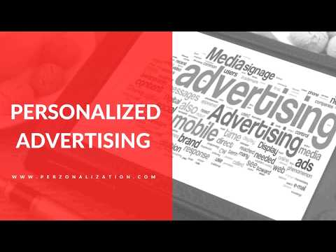 The Beginner's Guide to Personalized Advertising