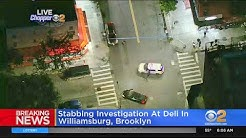 Deadly Stabbing At Brooklyn Deli