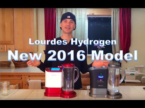 LOURDES HYDROGEN ( NEW 2016 MODEL)