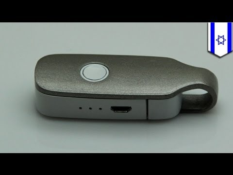 SCiO molecular scanner: This is how a handheld spectrometer works