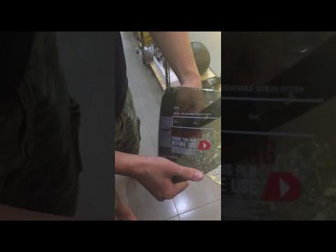 Clip test kính Hedon Flat