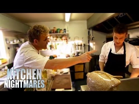 Gordon's Swear Box - Kitchen Nightmares