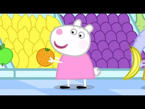 Peppa Pig | Délices de fruits | NICKELODEON JUNIOR