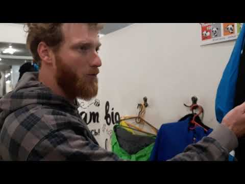 Как выбрать лыжный костюм в секонд-хенде