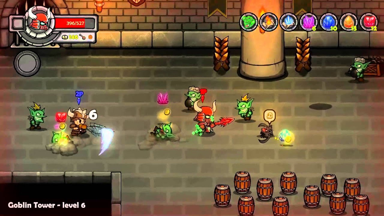 Lost Castle gameplay PC HD [1080p/60fps] - YouTube