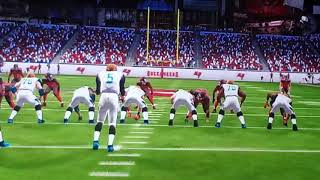 Kwan alexander gets a one handed interception vs the jaguars xbox 360