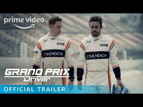 GRAND PRIX Driver - Official Trailer [HD] | Prime Video