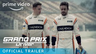GRAND PRIX Driver - Official Trailer | Prime Video