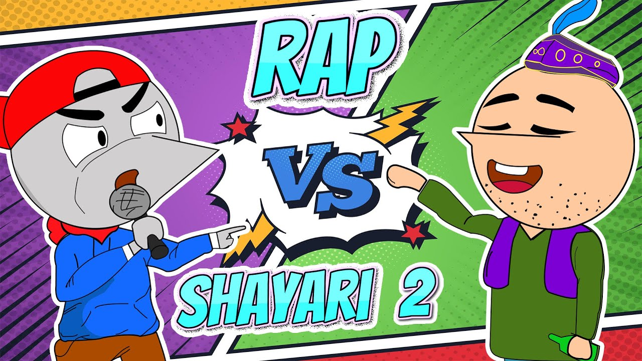 RAP VS SHAYARI 2.0 | Angry Prash