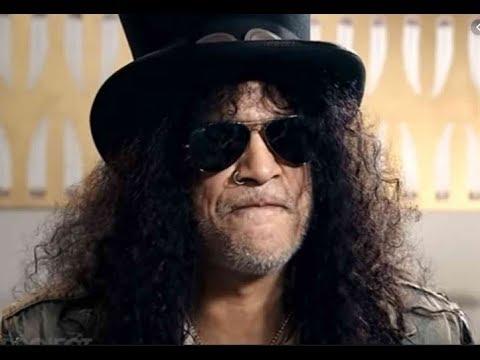 Guns N' Roses Guitarist Slash On Why We Haven't Seen New GNR Music
