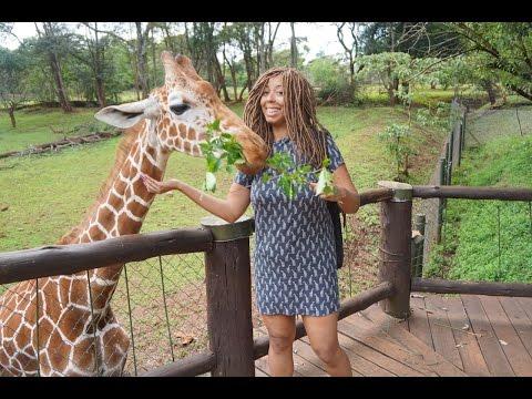Lexi's Trip To Kenya- Nairobi & Maasai Mara