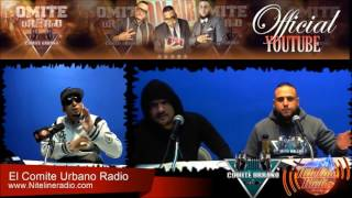 Tito El Bambino Ft Bryant Myers Hay Mami  - El Comite Urbano Opina ft Cali the Vlogger