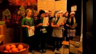 3B Ramløse Skole - Julesange 2010