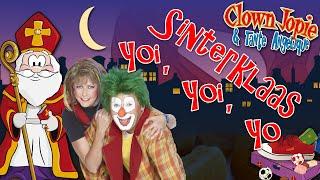 Sinterklaas, Yoi, Yoi, Yo - Clown Jopie en Tante Angelique (officiële videoclip)