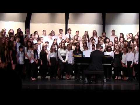 Pond Road Middle School 2014 Winter Concert
