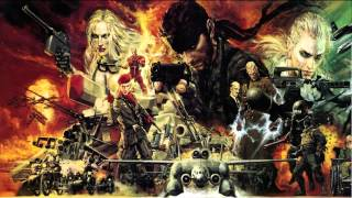 Metal Gear Solid 3: Snake Eater - OST - 16. Fortress Sneaking