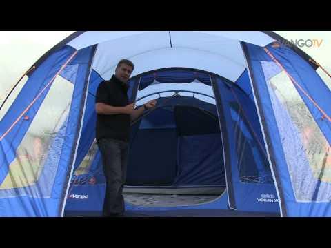 Vango Family - Woburn poled tent filmed 2013