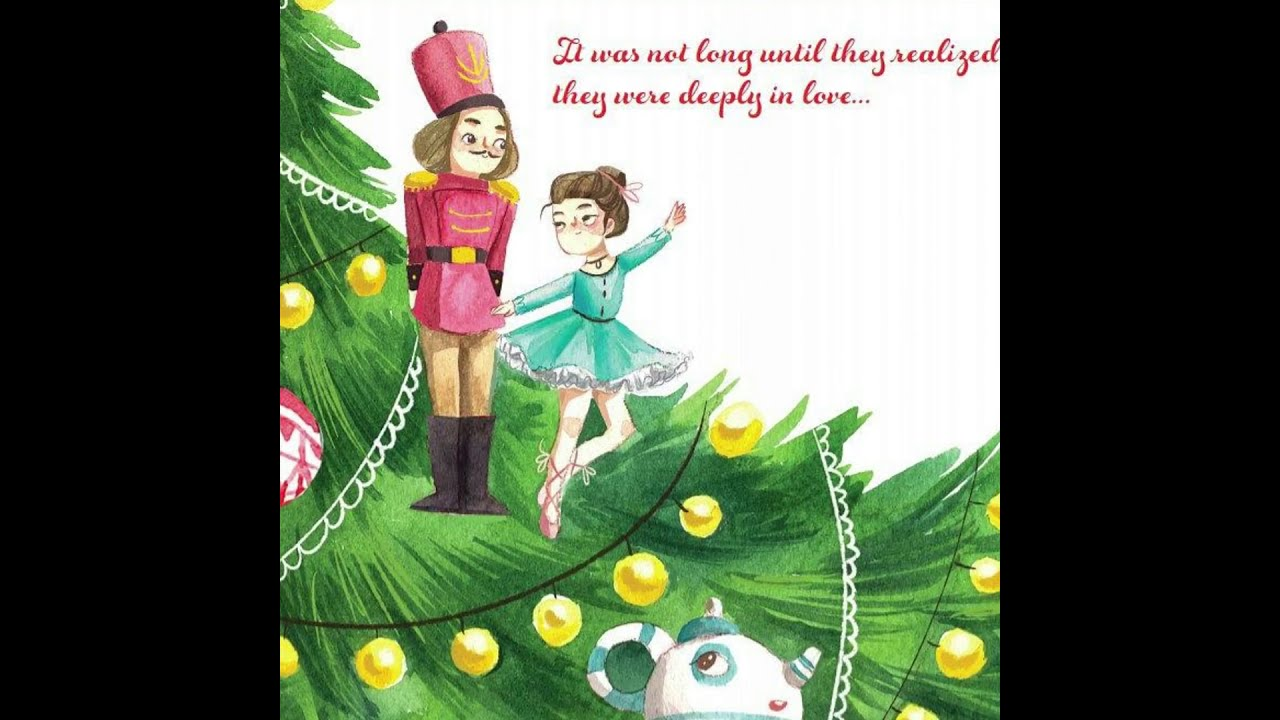 Christmas Love Story for Kids in 33-seconds
