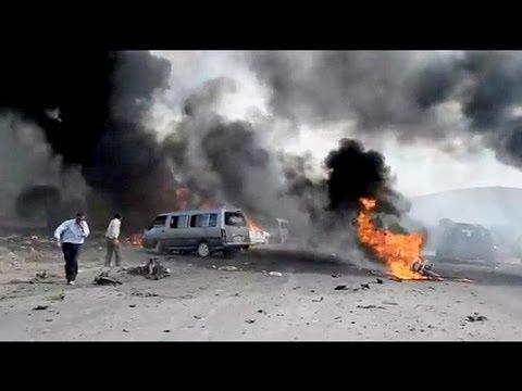 """Башар Асад: """"Террористы"""