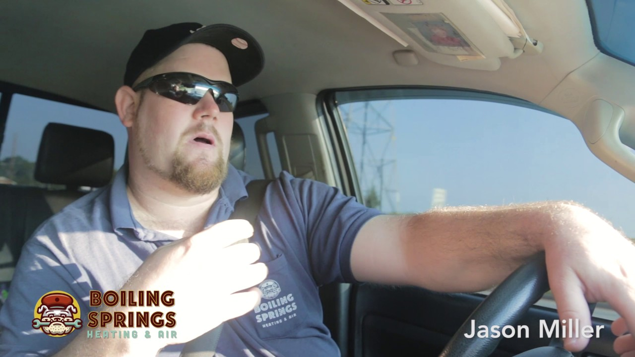Boiling Springs Heating And Air Caring For The Community