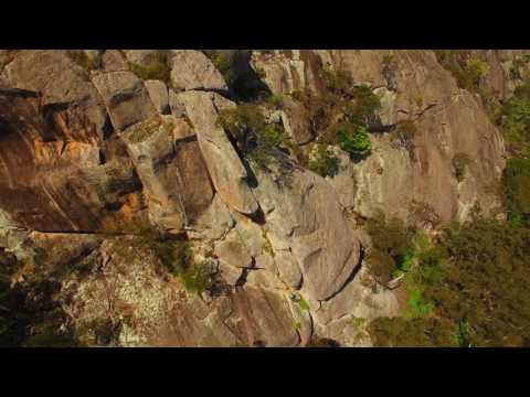 Climbing Mount Gibraltar