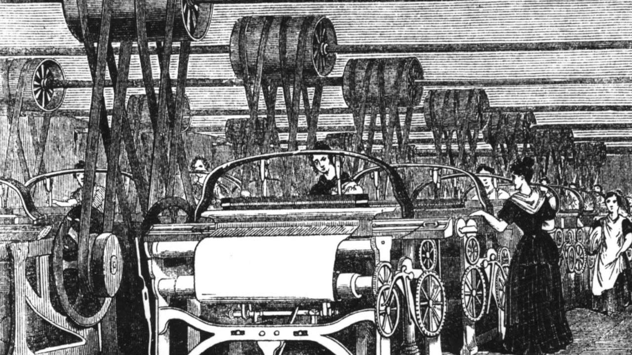 the underpinnings of the first industrial revolution in britain Market were critical underpinnings of the first industrial revolution in britain military manufacturing supported by the british government contributed directly to technological innovation and spurred industrialization.