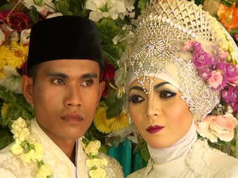 pernikahan rosi n aida komis