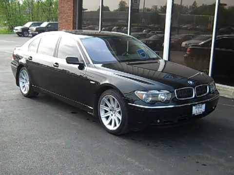 2004 bmw 7 series 745li stock p7357a from diepholz. Black Bedroom Furniture Sets. Home Design Ideas