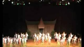 Sigulempong,Taragadindang,Rambadia,Si Neger-negeri (folk song) - Light House Singers